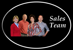 Team Lorenz sales team oval