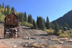 Silverton mining claims For sale-Chattanooga curve