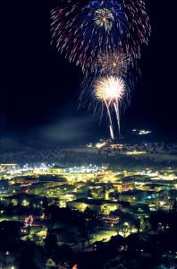Durango CO fireworks