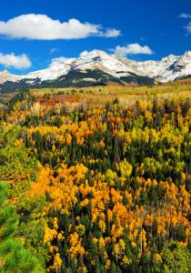 Hespreus Mountain outside Durango CO