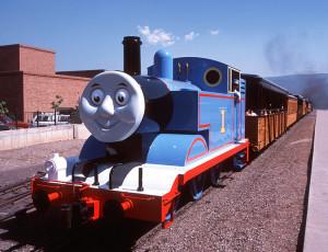 Thomas Tank Durango CO Narrow Gauge Train