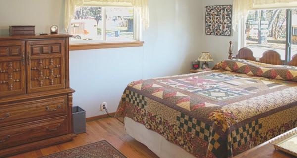 bedroom photo of Durango intown home