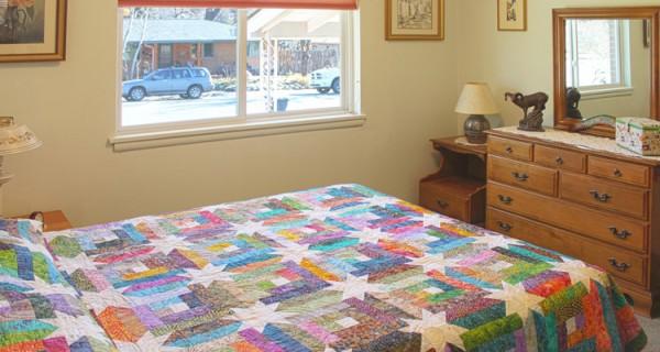 bedroom Durango in town home