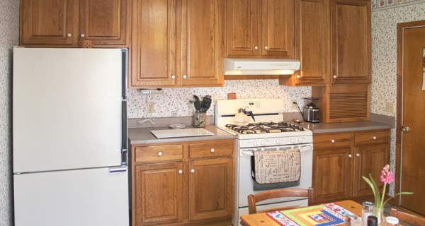 kitchen photo of Durango in town home