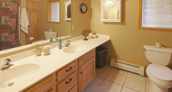 1205 Pine Valley Rd master bathroom
