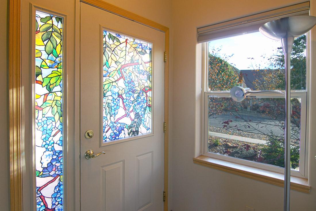 Durango Real Estate 19 Coalbank Dr Front Door Stained Glass Buy