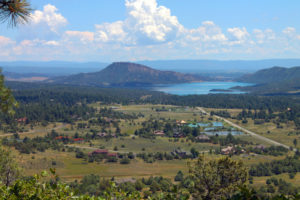 Durango CO Land for Sale TBD D&RG view of Lake Nighthorse