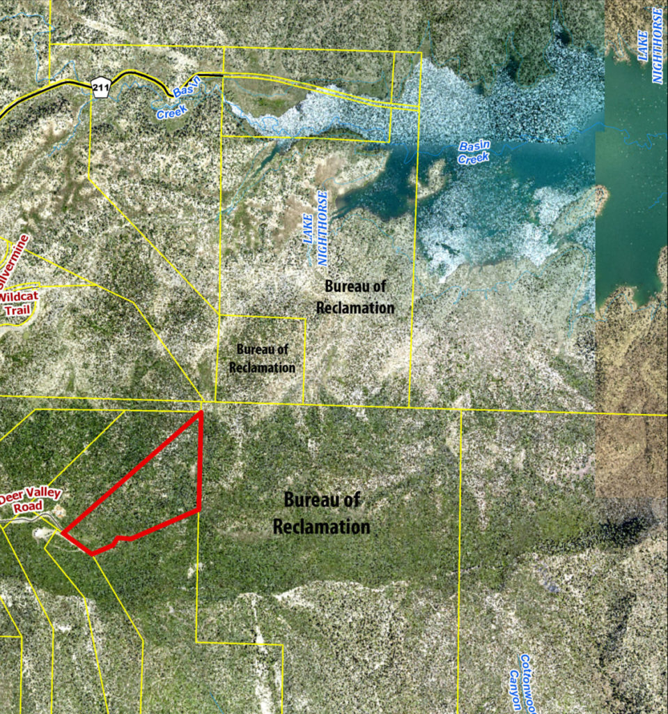 Aerial Photography Map Of Highlands Ranch Co Colorado: TBD Deer Valley Road Aerial