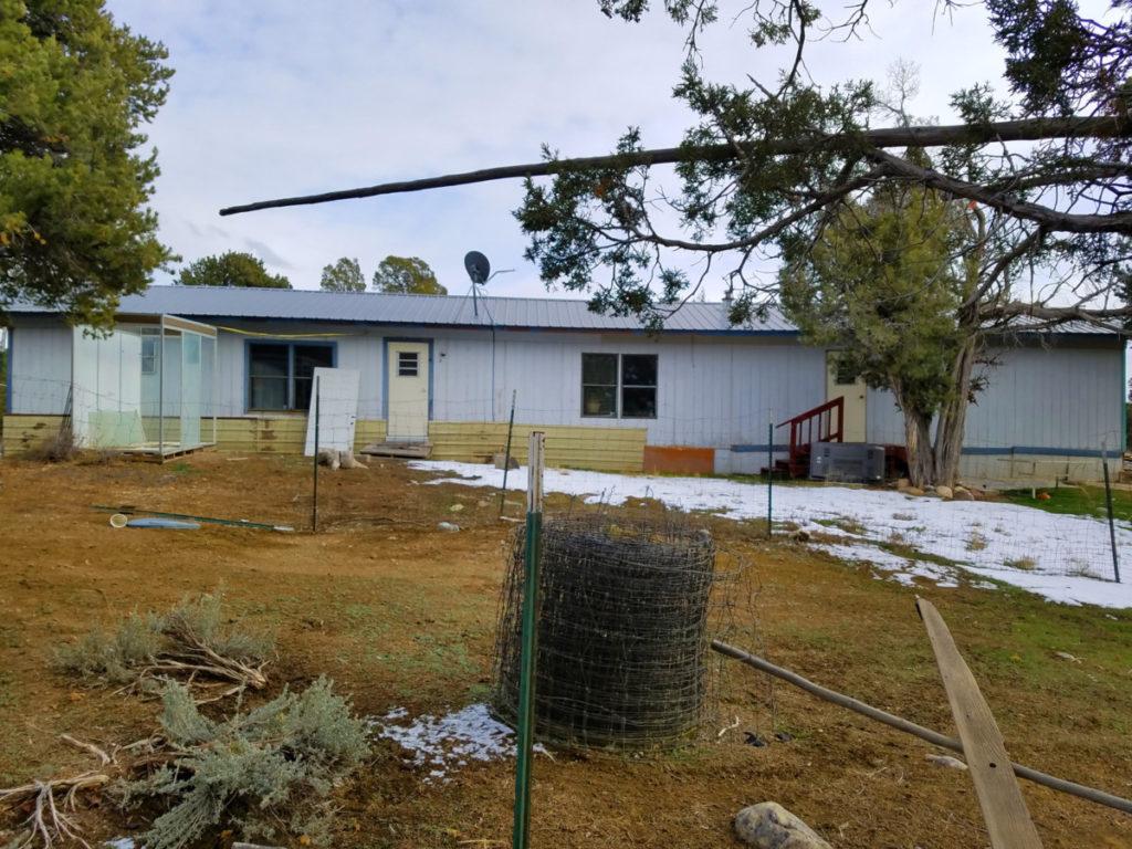 Bayfield Real Estate 239 Payne Lane mobile-front