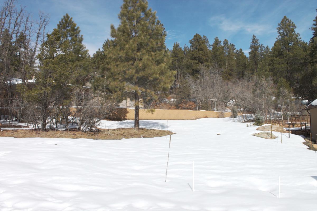 Land for sale Durango CO dgemont Highlands SE corner