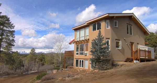 Durango CO Real Estate 157 Fantango back of house