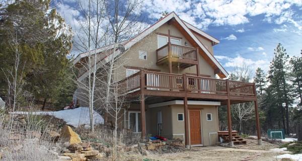 Durango CO Real Estate 157 Fantango front of house closer in