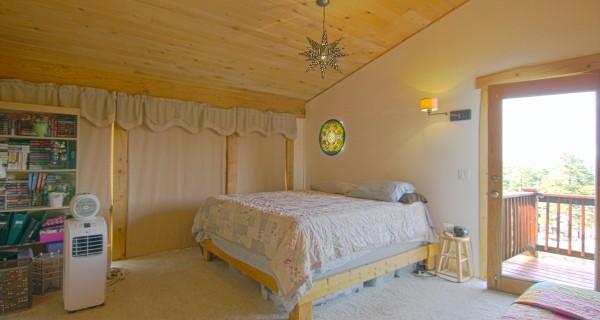 Durango CO Real Estate 157 Fantango master bedroom