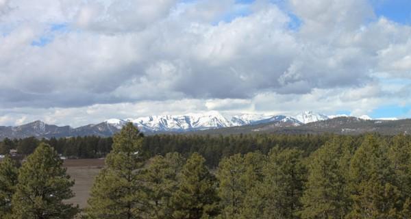 Durango CO Real Estate 157 Fantango Road view of mountains2